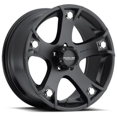 RACELINE WHEELS   926B GUNNER SATIN BLACK RIM