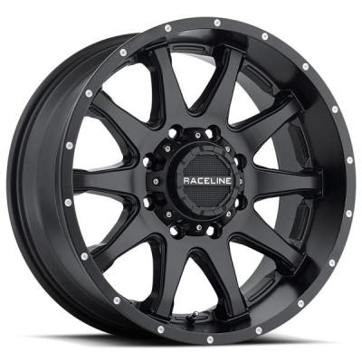 RACELINE WHEELS   930B SHIFT BLACK RIM