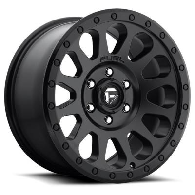 FUEL OFFROAD WHEELS  VECTOR D579 MATTE BLACK RIM