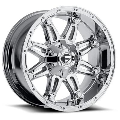 FUEL OFFROAD WHEELS  HOSTAGE D530 CHROME RIM