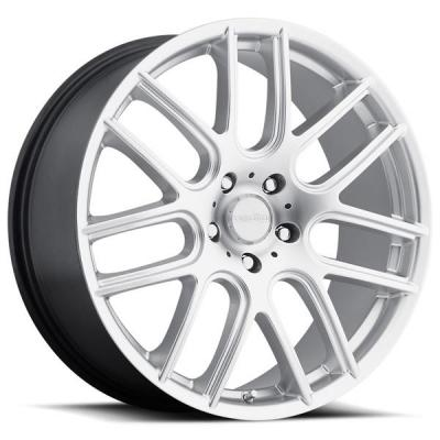 VISION WHEELS   CROSS 426 FWD HYPER SILVER RIM