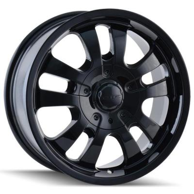 DIP WHEELS  AVENGER D10 FULL BLACK RIM