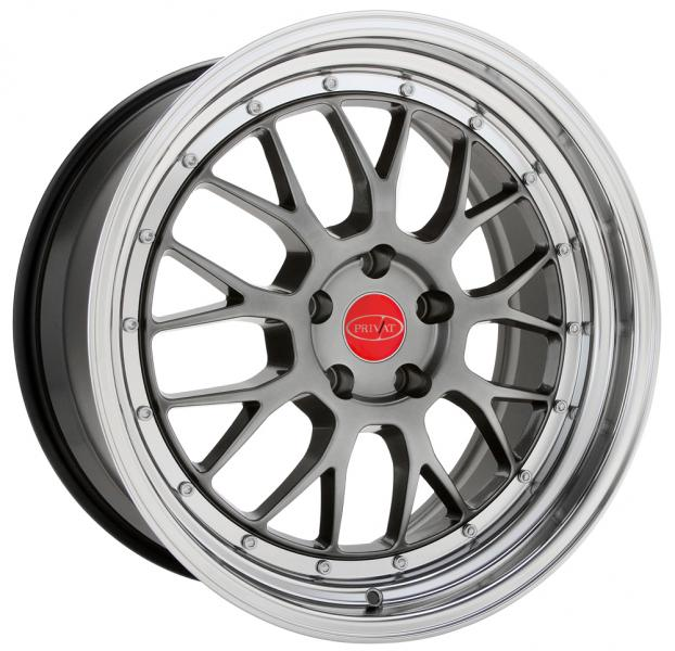 AKZENT OPAL RIM with MACHINED LIP by PRIVAT WHEELS