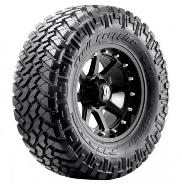 TRAIL GRAPPLER M/T by NITTO TIRES