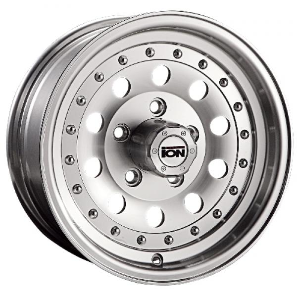 TYPE 71 MACHINED RIM by ION ALLOY WHEELS