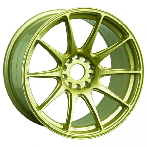 527 GOLD RIM by XXR WHEELS