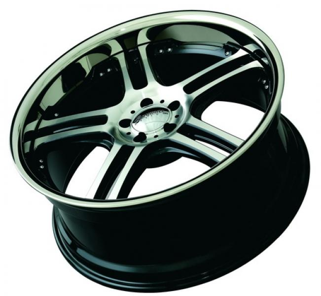 515 MACHINED WHEEL by EUROMAX WHEELS