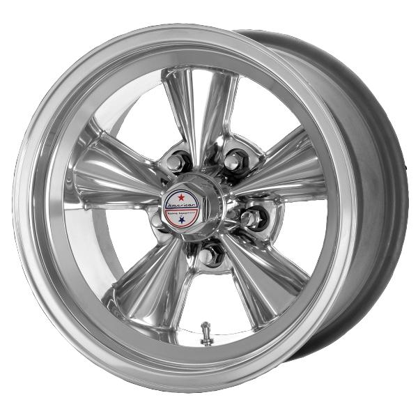 VNT71R POLISHED RIM by AMERICAN RACING WHEELS