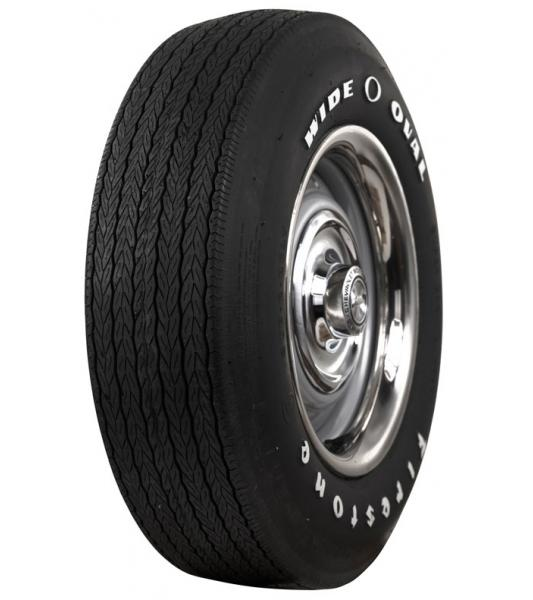 WIDE OVALS RWL BIAS PLY TIRE by FIRESTONE VINTAGE TIRES