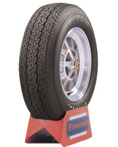 WIDE OVALS SPORT CAR 200 RWL BIAS PLY TIRE by FIRESTONE VINTAGE TIRES