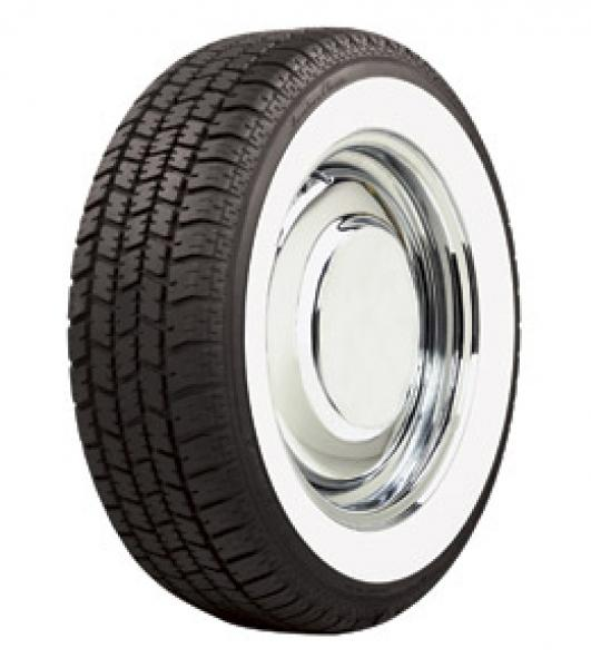 WIDE WHITEWALL LOW PROFILE RADIAL by AMERICAN  CLASSIC TIRE