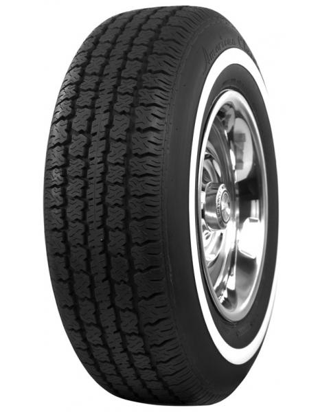 NARROW WHITEWALL RADIAL by AMERICAN  CLASSIC TIRE