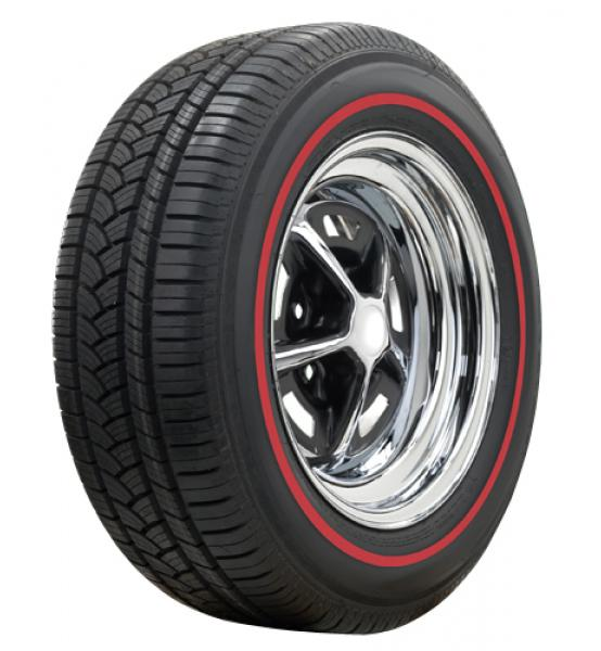 LOW PROFILE REDLINE RADIAL TIRE by AMERICAN  CLASSIC TIRE