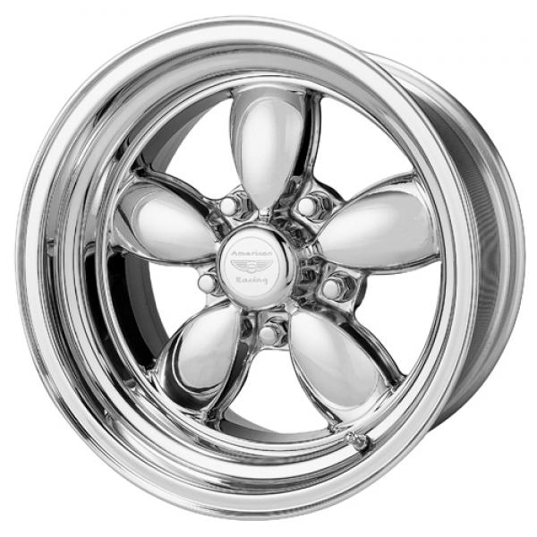 VN420 CLASSIC 200S POLISHED RIM by AMERICAN RACING WHEELS