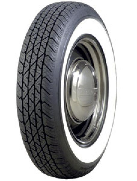 SILVERTOWN RADIAL 1 WHITEWALL TIRE by BF GOODRICH VINTAGE