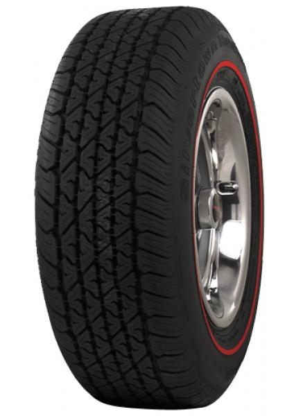 SILVERTOWN RADIAL 7 WHITEWALL TIRE by BF GOODRICH VINTAGE