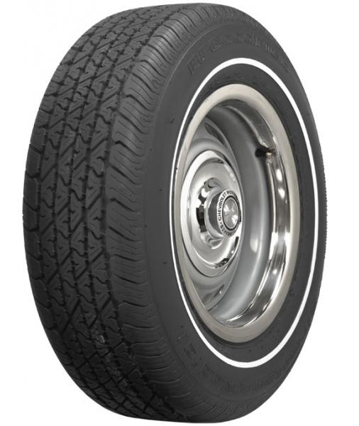 SILVERTOWN RADIAL 8 WHITEWALL TIRE by BF GOODRICH VINTAGE