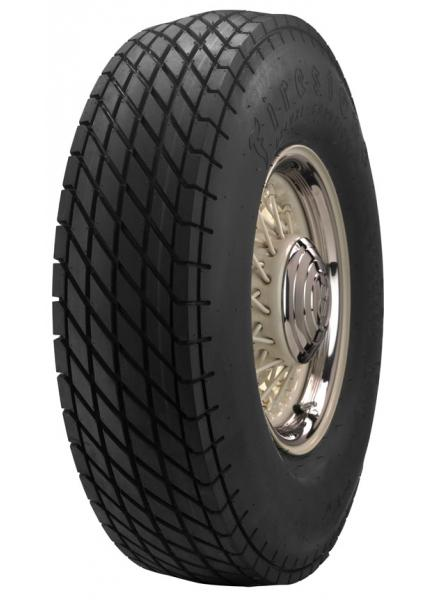 DIRT TRACK GROOVED REAR BIAS PLY TIRE by FIRESTONE VINTAGE TIRES