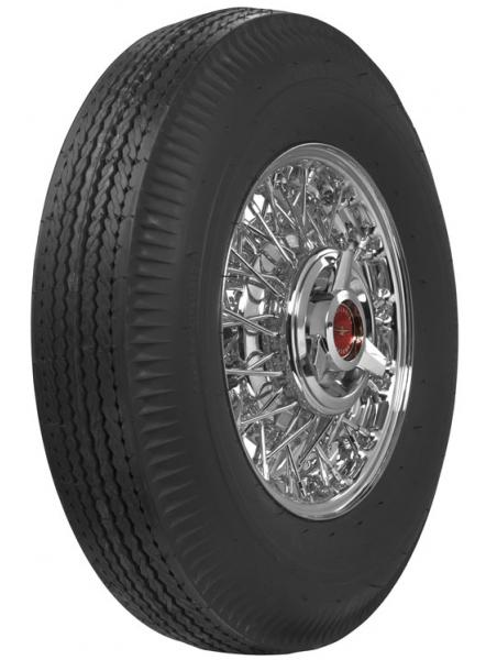 VINTAGE BIAS PLY 08 WHITEWALL TIRE by FIRESTONE VINTAGE TIRES
