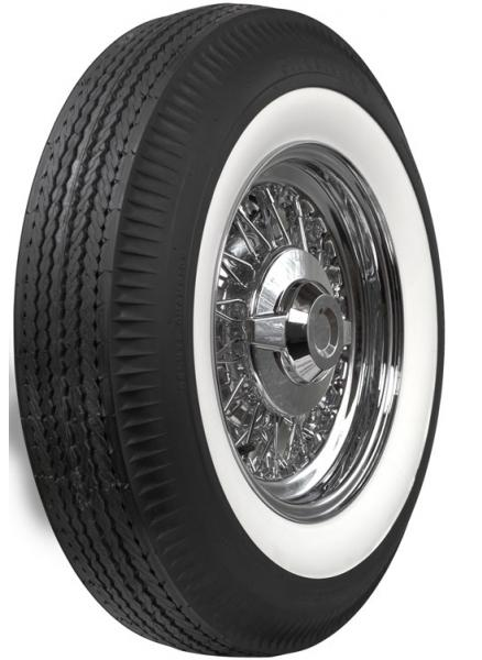 VINTAGE BIAS PLY 09 WHITEWALL TIRE by FIRESTONE VINTAGE TIRES