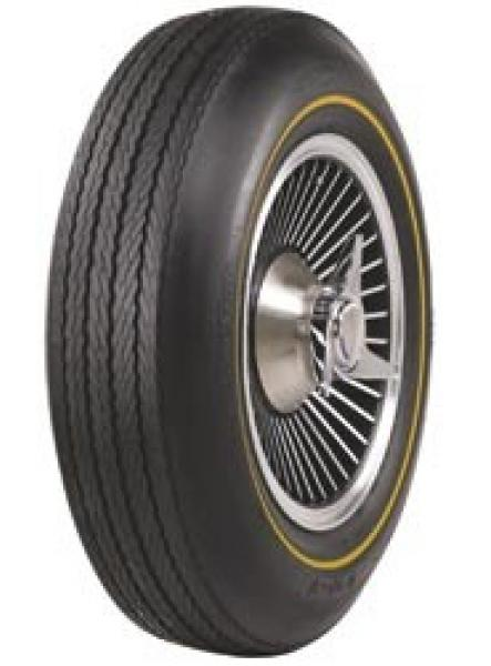VINTAGE BIAS PLY 11 WHITEWALL TIRE by FIRESTONE VINTAGE TIRES
