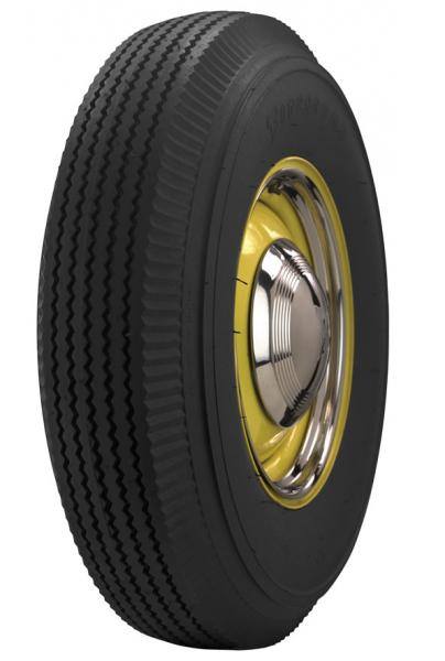 VINTAGE BIAS PLY 17 WHITEWALL TIRE by FIRESTONE VINTAGE TIRES