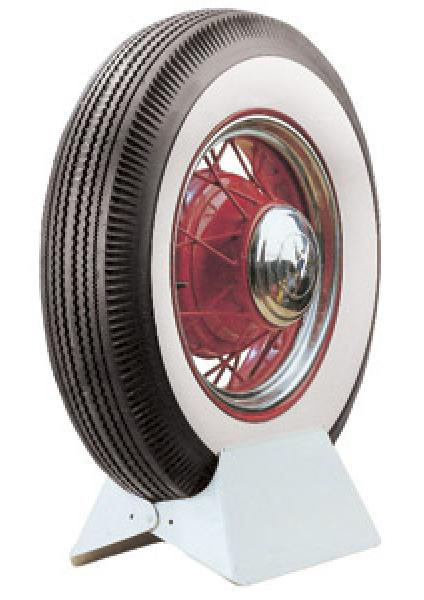 CLASSIC BIAS PLY 05 WHITEWALL & BLACKWALL TIRE by COKER TIRES