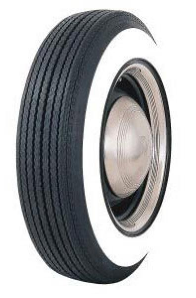 CLASSIC BIAS PLY 09 WHITEWALL & BLACKWALL TIRE by COKER TIRES
