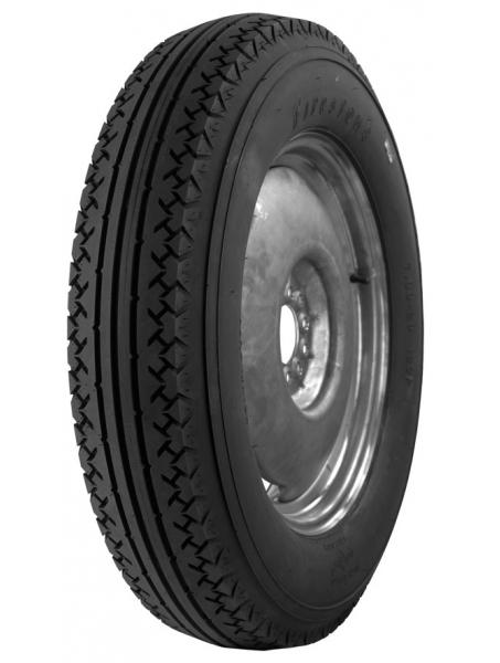VINTAGE BIAS PLY 28 WHITEWALL TIRE by FIRESTONE VINTAGE TIRES