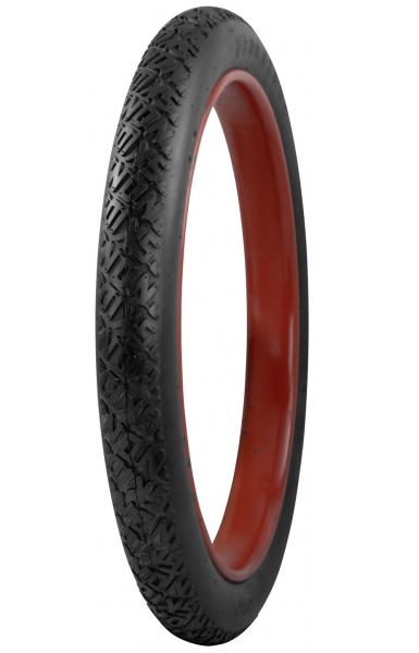 VINTAGE BIAS PLY 35 WHITEWALL TIRE by FIRESTONE VINTAGE TIRES
