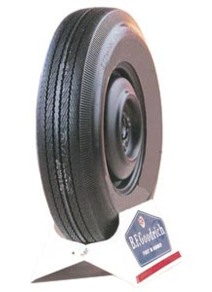 VINTAGE 18 WHITEWALL BIAS PLY TIRE by BF GOODRICH VINTAGE