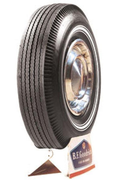 VINTAGE 05 WHITEWALL BIAS PLY TIRE by BF GOODRICH VINTAGE