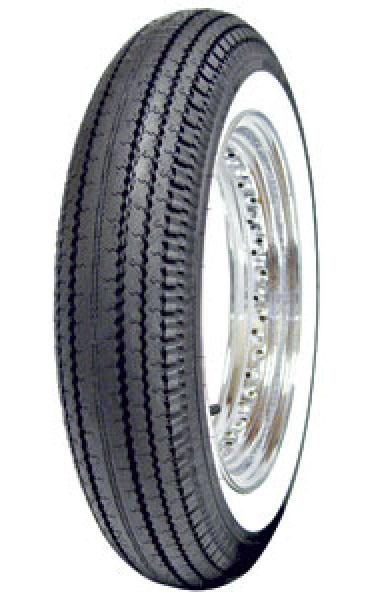 CLASSIC WHITEWALL AND BLACKWALL TIRE by COKER MOTORCYCLE TIRE