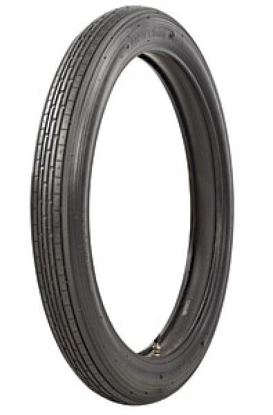 FRONT RIBBED 300-20 TIRE by COKER MOTORCYCLE TIRE