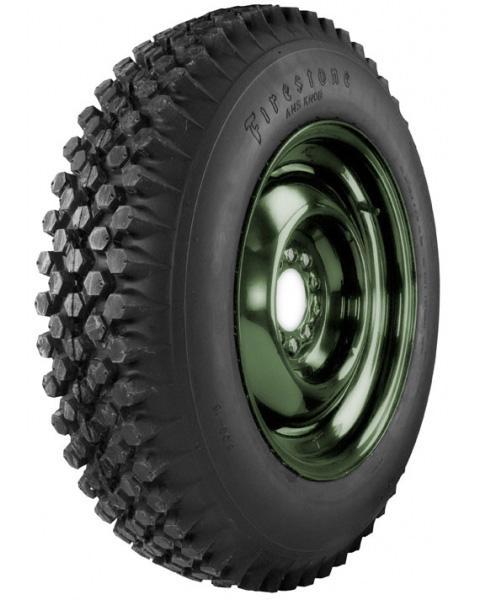 KNOBBY BIAS PLY TIRE by FIRESTONE TRUCK OR MILITARY TIRES
