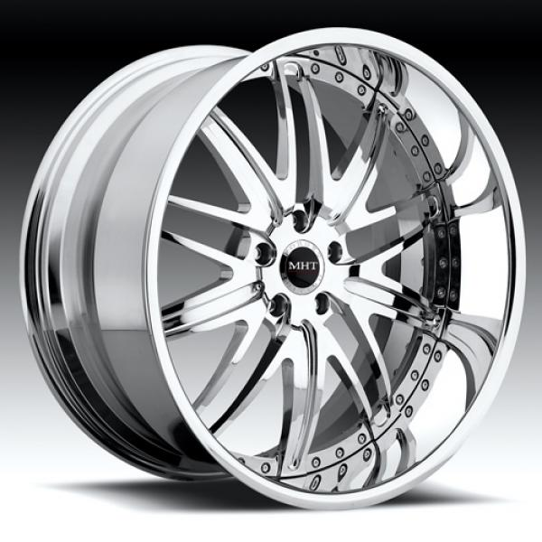 CORSICA CHROME RIM by MHT FORGED EDITION