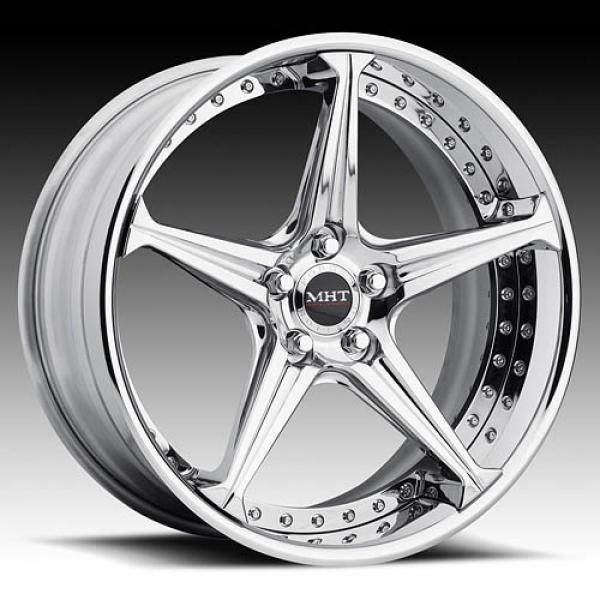 CLIENTI SC CHROME RIM by MHT FORGED EDITION