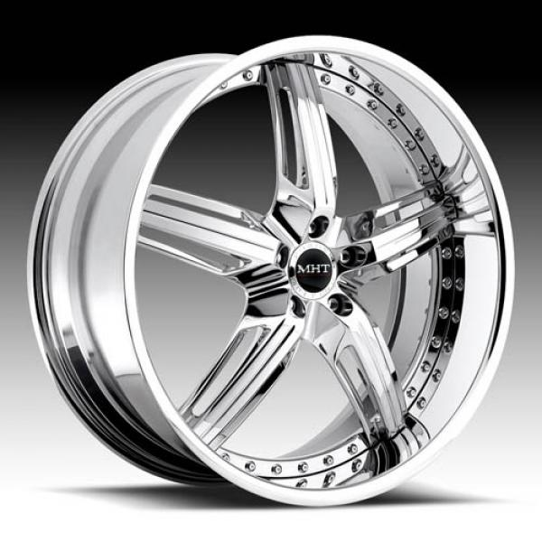 DRONE CHROME RIM by MHT FORGED EDITION