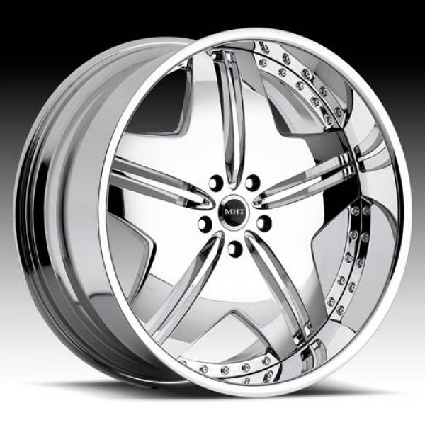 EXCESS CHROME RIM by MHT FORGED EDITION