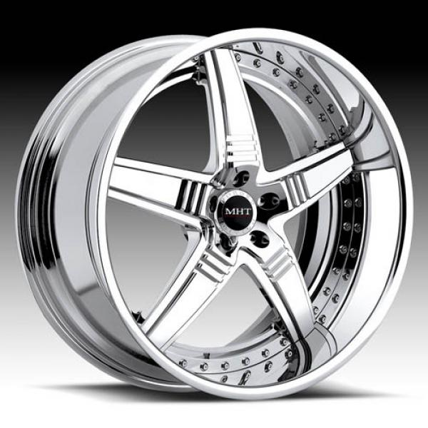 FRANCHISE CHROME RIM by MHT FORGED EDITION