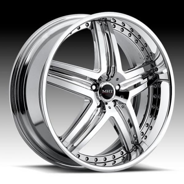 ILLUSION CHROME RIM by MHT FORGED EDITION