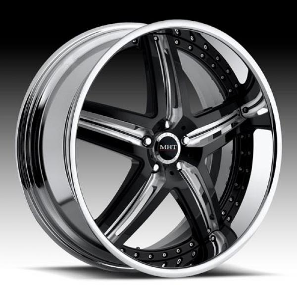 ILLUSION BLACK RIM by MHT FORGED EDITION