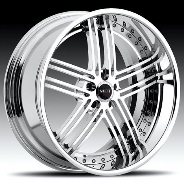IMPERIAL 5 CHROME RIM by MHT FORGED EDITION