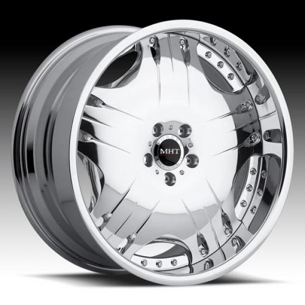 LINEA CHROME RIM by MHT FORGED EDITION