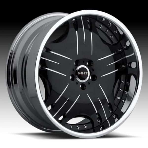 LINEA BLACK RIM by MHT FORGED EDITION