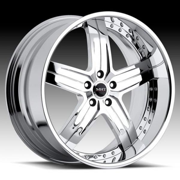 MANTRA CHROME RIM by MHT FORGED EDITION