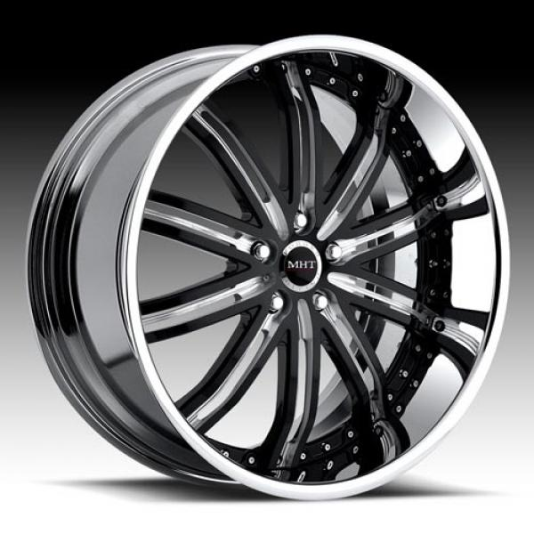 MIRAGE BLACK RIM by MHT FORGED EDITION