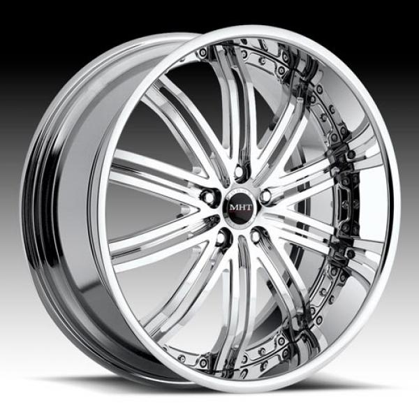 MIRAGE CHROME RIM by MHT FORGED EDITION