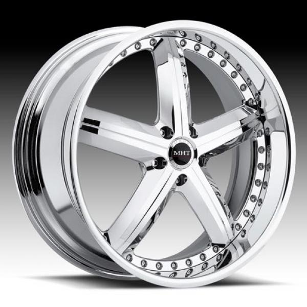 MONTAGE CHROME RIM by MHT FORGED EDITION