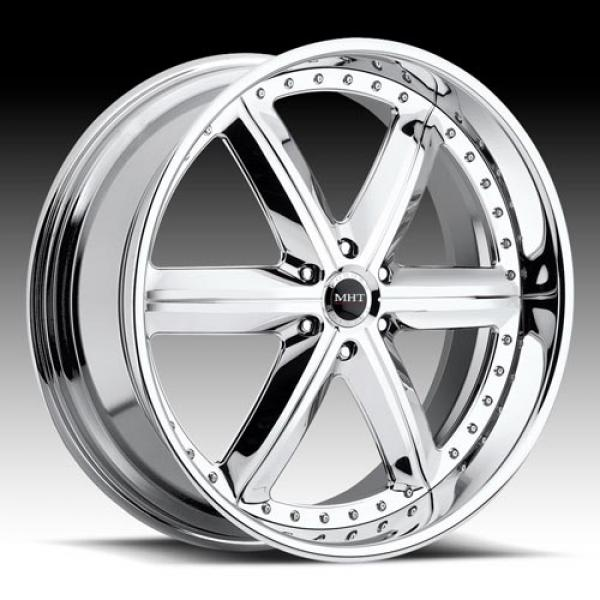 MONTAGE 6 CHROME RIM by MHT FORGED EDITION
